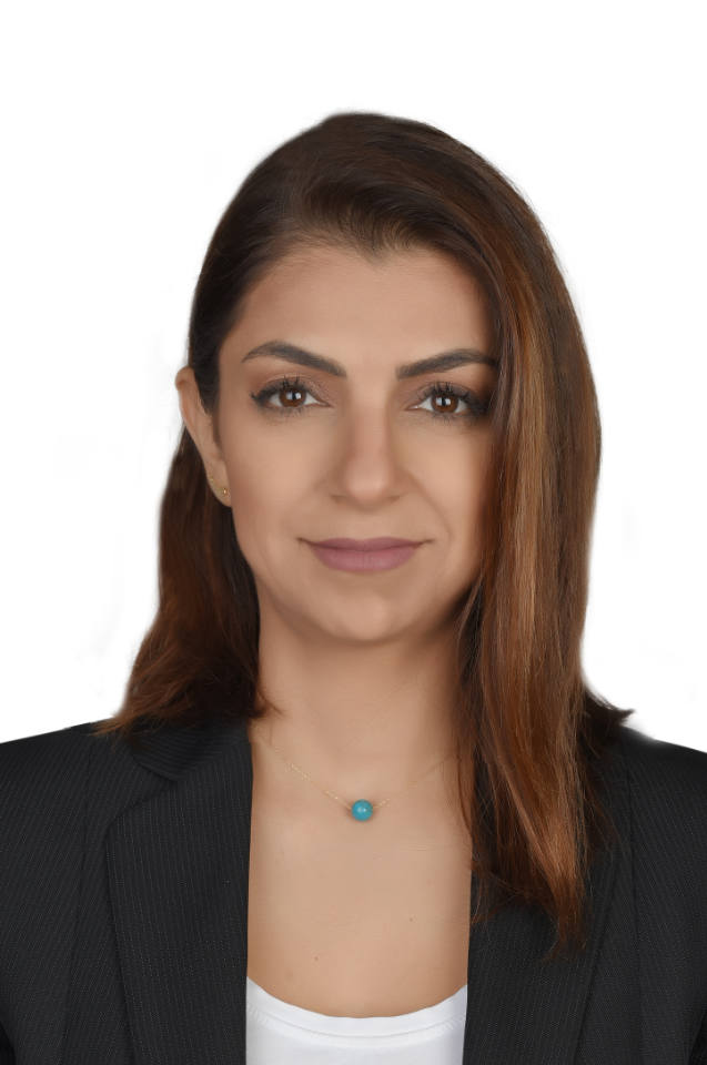 Grace El Haddad Bio Image